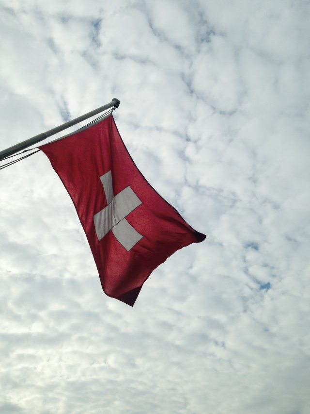 Scones in the Sky | Boating Tour, Zurich