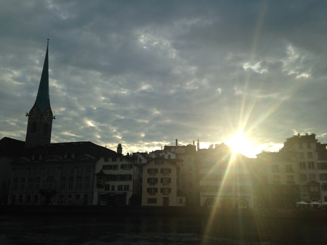 Scones in the Sky | Zurich