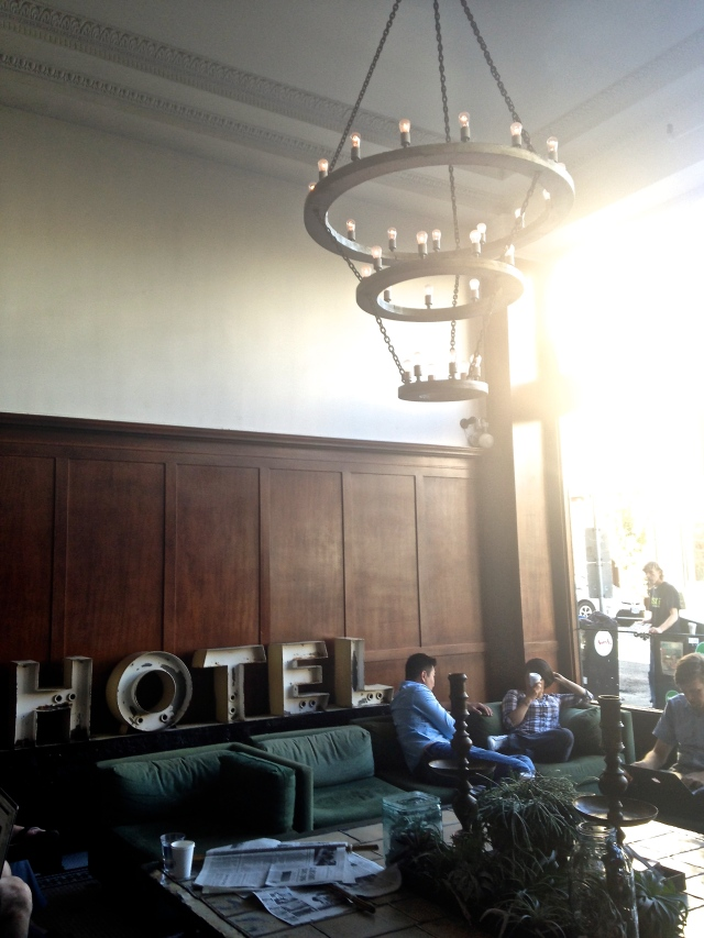 Ace Hotel Portland | Scones in the Sky