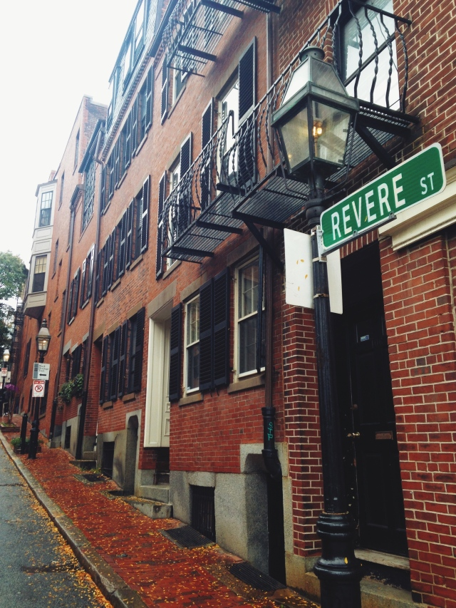 Beacon Hill Boston | Scones in the Sky