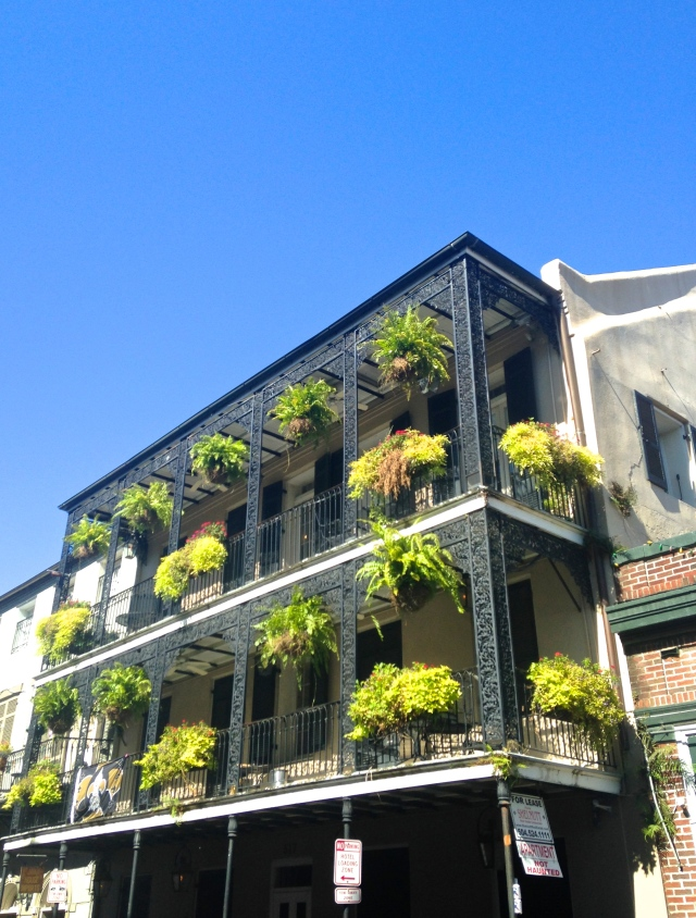 French Quarter New Orleans | Scones in the Sky