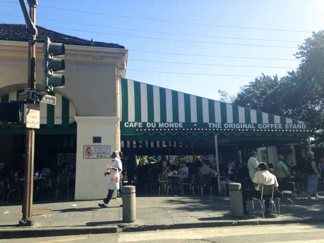 Cafe Du Monde | Scones in the Sky
