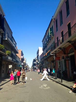 French Quarter | Scones in the Sky