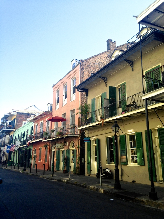 French Quarter NOLA | Scones in the Sky