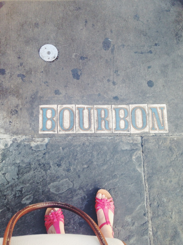 Bourbon Street | Scones in the Sky