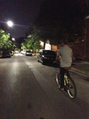 Night Ride NOLA | Scones in the Sky