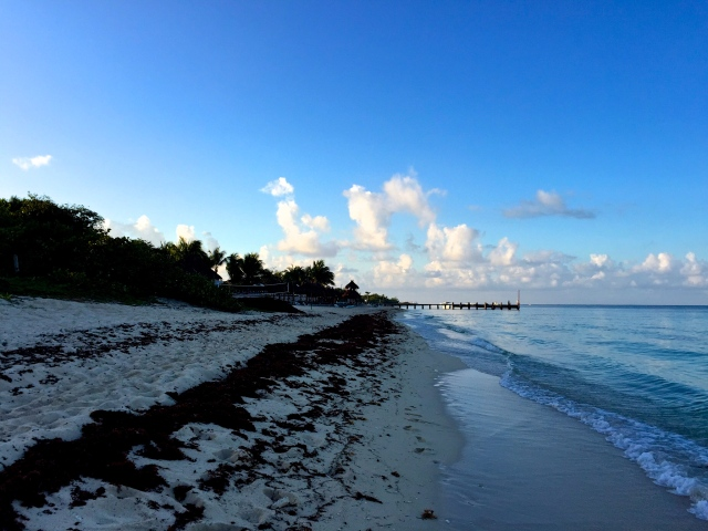 Beaches of Cozumel | Scones in the Sky Blog
