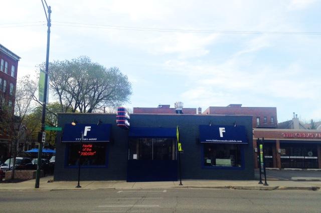Fahlstrom's Fresh Fish Market