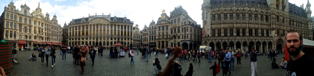 Brussel Panorama