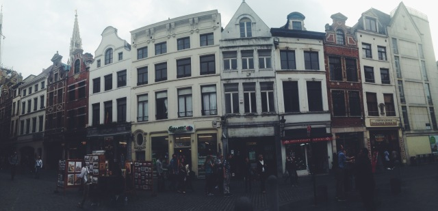 Brussels, Belgium | Scones in the Sky Blog